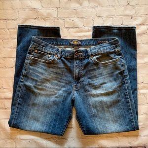 Lucky 🍀 Brand Straight Leg 36X32 Men's